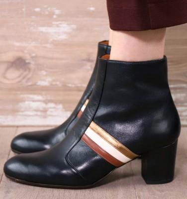 NUSHA BLACK CHiE MIHARA boots
