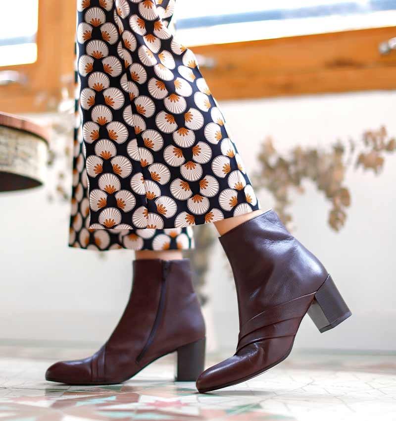 NULAM TESTA CHiE MIHARA boots