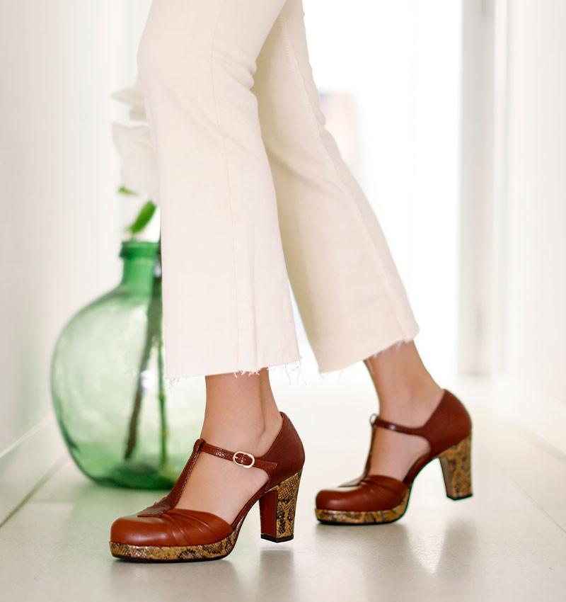 JUDETA TERRA CHiE MIHARA chaussures