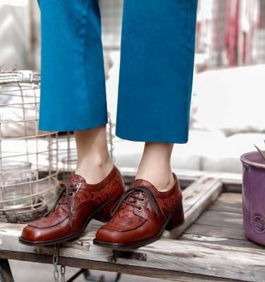BIZU TERRA CHiE MIHARA shoes