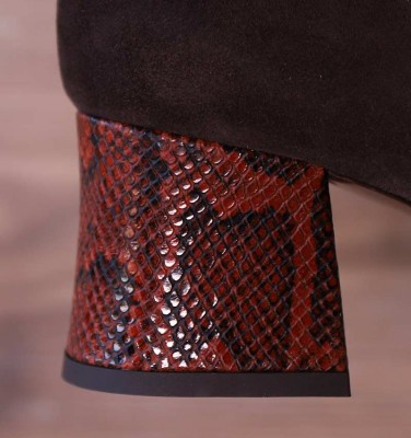 MELIZA BROWN CHiE MIHARA shoes