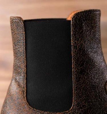 KUDO BLACK CHiE MIHARA boots