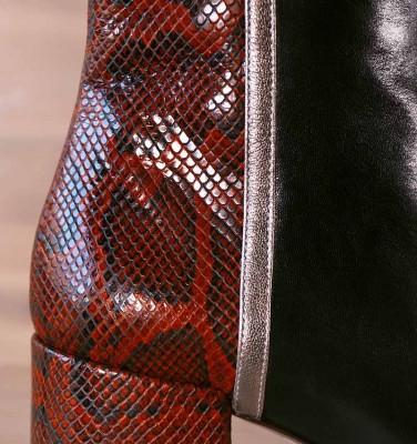 UKEA BLACK CHiE MIHARA botas