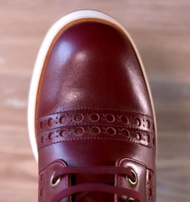 INKA GRAPE CHiE MIHARA shoes