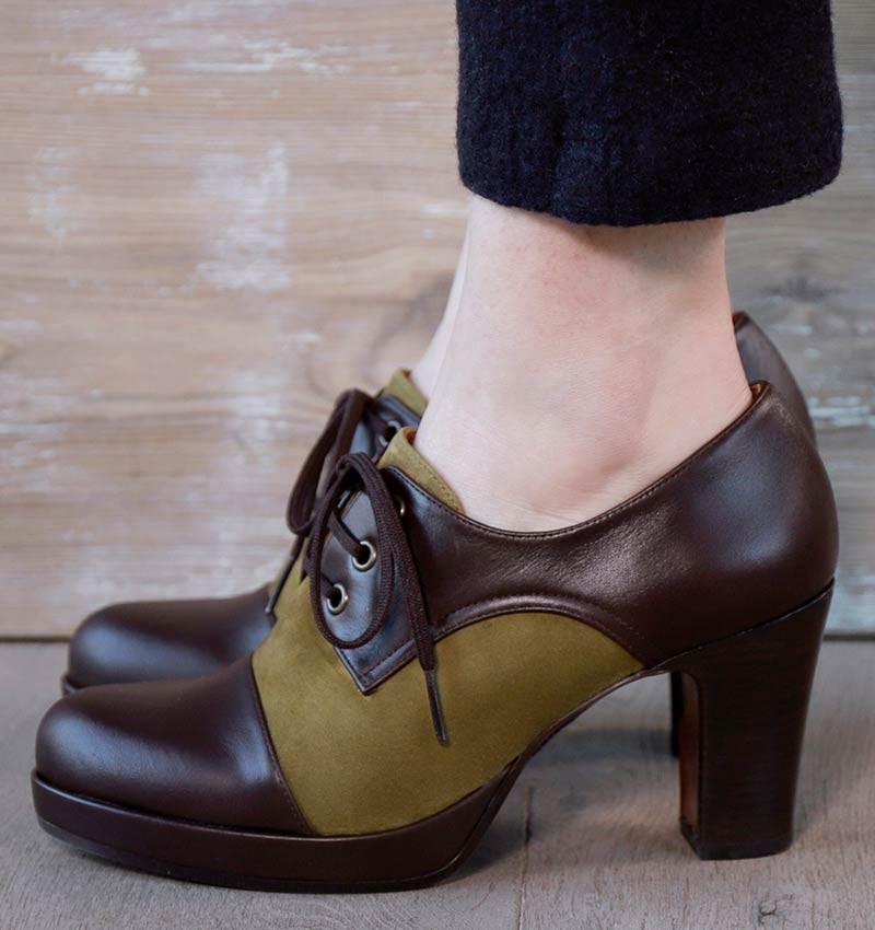 JUD BROWN CHiE MIHARA chaussures
