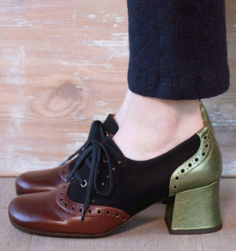 MICUCA TERRA CHiE MIHARA chaussures
