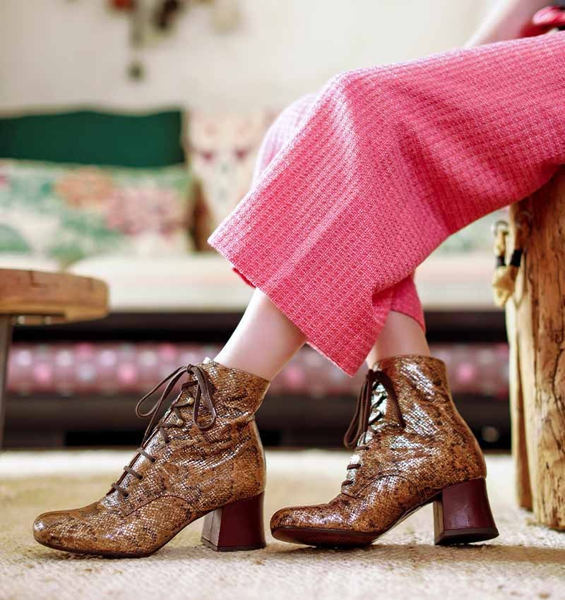 MALIA BROWN CHiE MIHARA boots