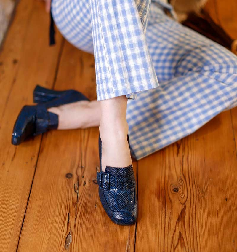 FIDEWA PETROL CHiE MIHARA shoes