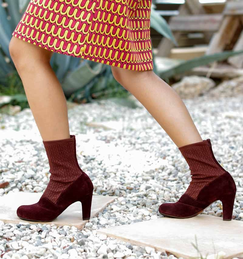 KOEN GRAPE CHiE MIHARA boots