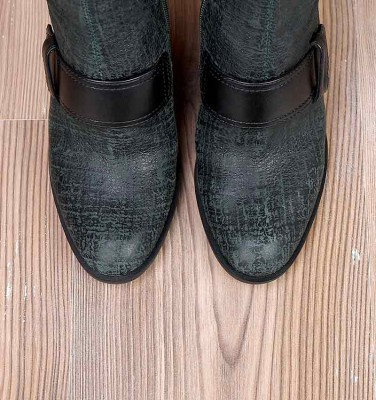 MICCA GREEN CHiE MIHARA botas