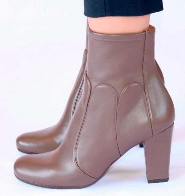 ADDA TAUPE CHiE MIHARA boots