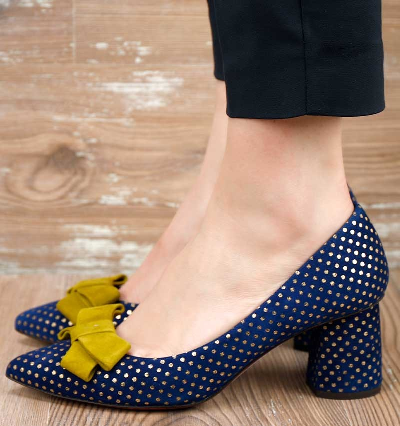 LUCKY NAVY TOP 20 CHiE MIHARA shoes