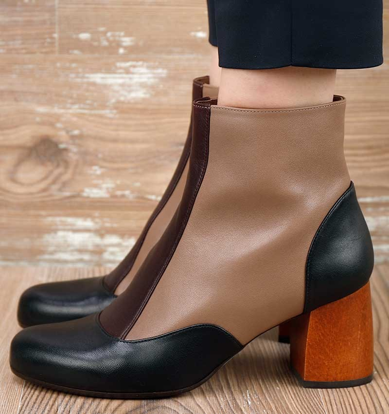 MICHELE BLACK TOP 20 CHiE MIHARA boots