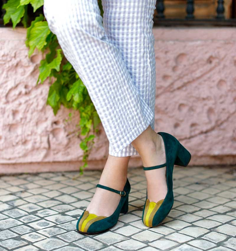 PUMI CURRY TOP 20 CHiE MIHARA chaussures