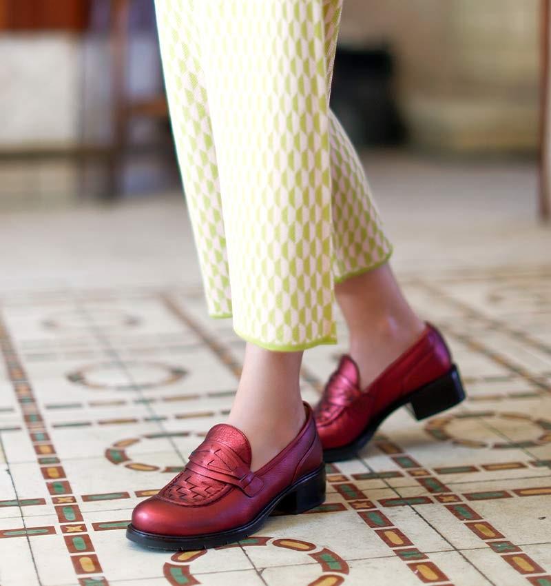 XERACO GRAPE TOP 20 CHiE MIHARA chaussures