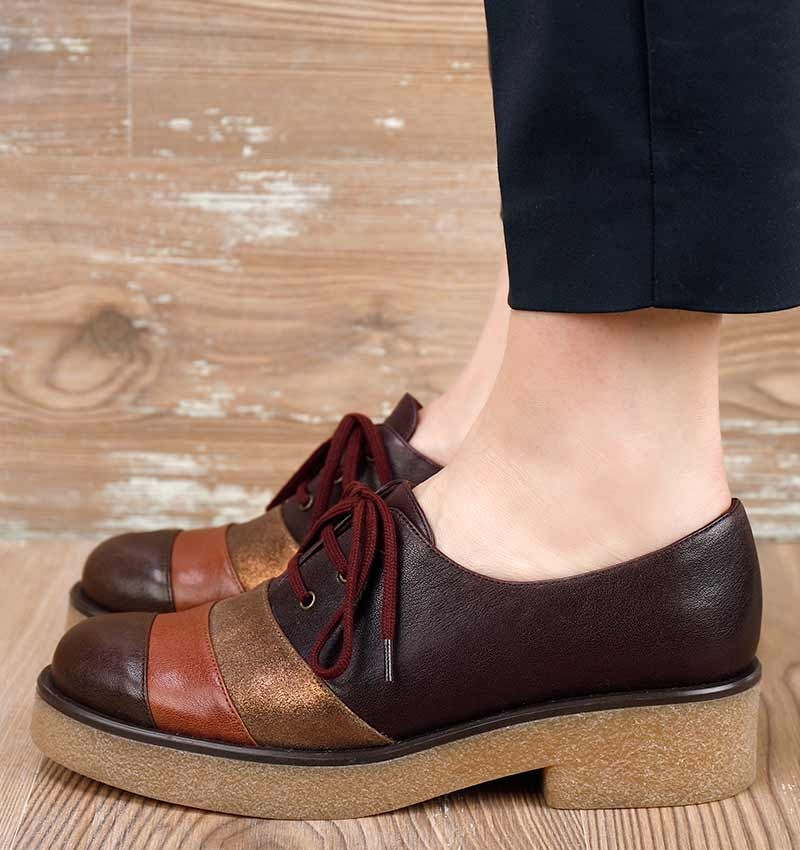 YELLOW BROWN TOP 20 CHiE MIHARA chaussures