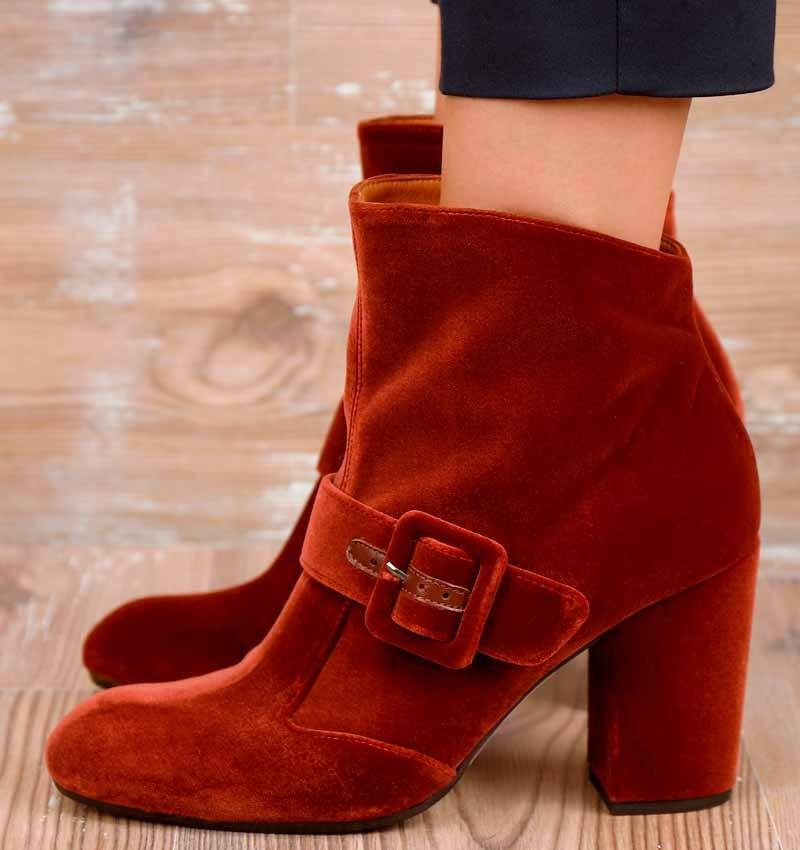 GORU TERRA CHiE MIHARA boots