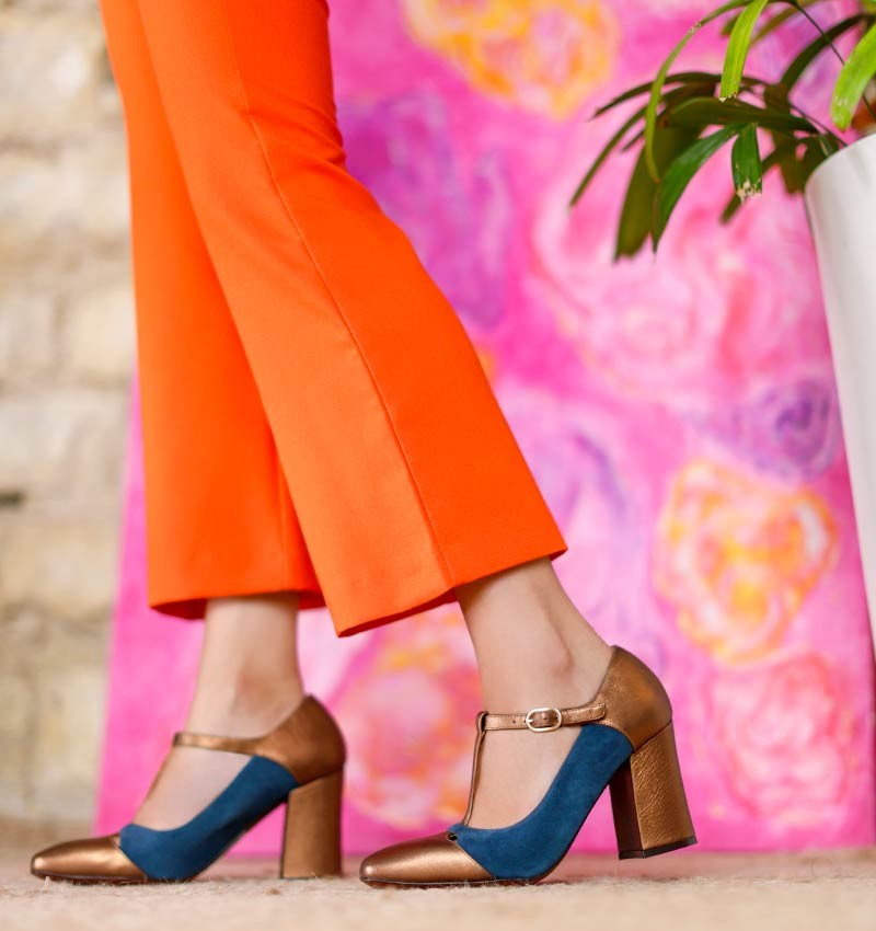VENTURA BRONZE CHiE MIHARA shoes