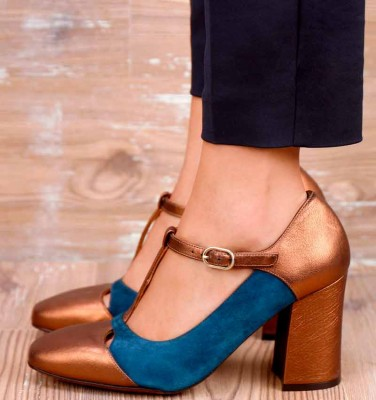 VENTURA BRONZE CHiE MIHARA chaussures