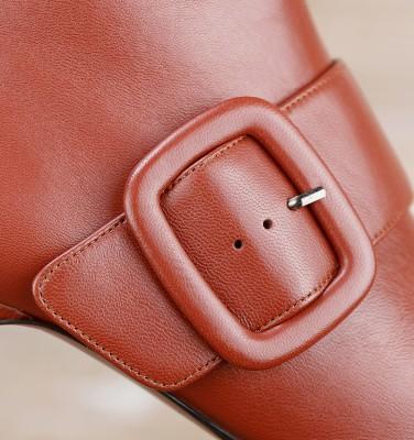 NEN TERRA CHiE MIHARA boots